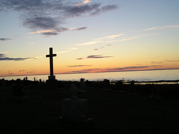 Repos cimetière