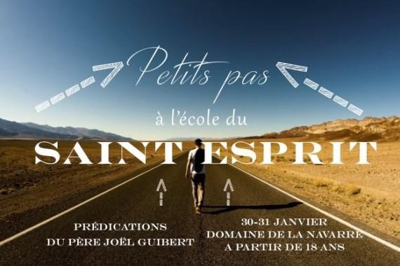 Week-end Esprit Saint