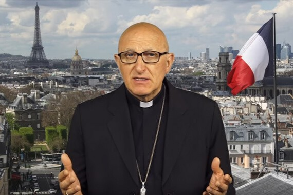 Monseigneur Rey : le 7 mai, c'est à vous de choisir !