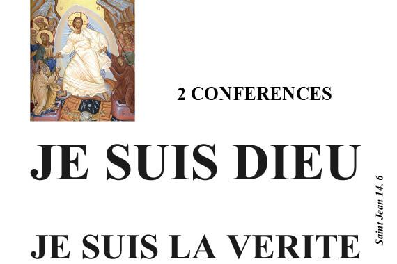 Conférences Pâques 2017